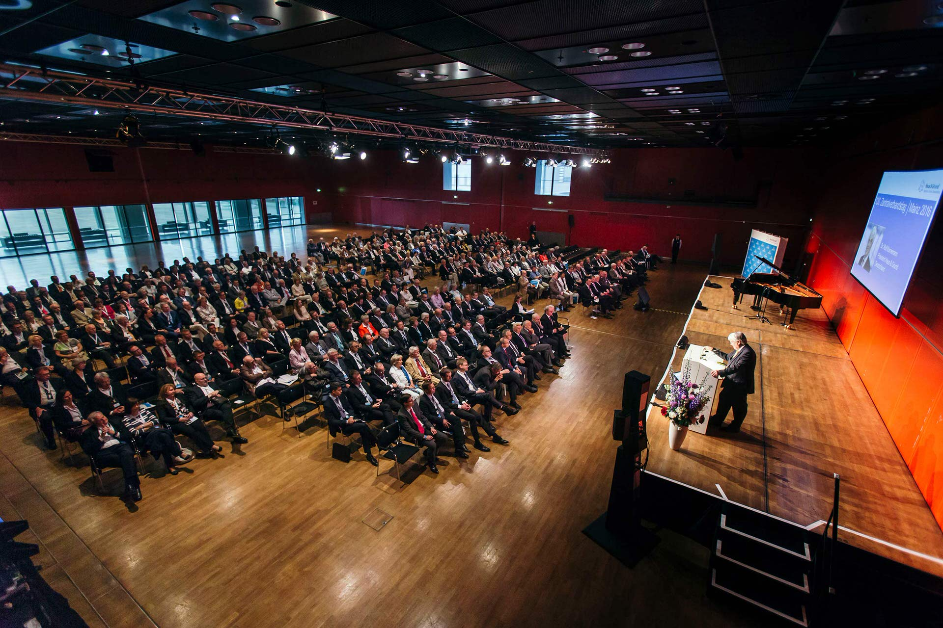 tauleo events & incentives Tagung Mainz
